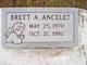 Profile photo:  Brett A. Ancelet