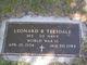 Leonard B. Teesdale