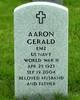 Profile photo:  Aaron Gerald