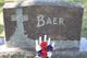 Minnie <I>Schwabenlender</I> Baer