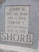 John Henry Shorb