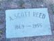 Alpheus Scott Reed