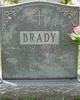 Sarah E <I>Houston</I> Brady