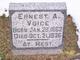 Ernest Albert Voice