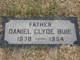 Daniel Clyde Buie