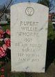 Rupert Willie Thorpe