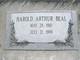 Harold Arthur Beal
