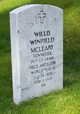 PVT Willis Winfield McLeary