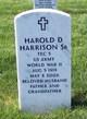 Profile photo:  Harold Dennis Harrison, Sr