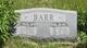 Gladys G. <I>Hart</I> Barr