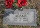 Harry Eugene Adams