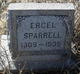 Profile photo:  Ercel Sparrell