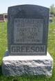 Harriet Ellen <I>Schee</I> Greeson