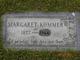Profile photo:  Margaret <I>Schmitz</I> Kommer