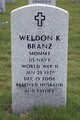 Profile photo:  Weldon Keith Branz
