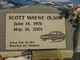Scott Wayne Olson