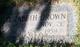 Elizabeth Ann <I>Warburton</I> Drown
