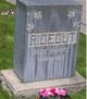 """Rosamont """"Rose"""" <I>Thorpe</I> Rideout"""