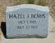 Hazel Ione Bemus