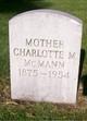 Charlotte M. McMann