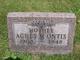 Agnes M. <I>Burnett Seeman</I> Ontis
