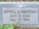 John Lewis Albritton