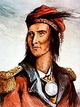 Profile photo:  Chief Tecumseh