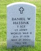 Profile photo:  Daniel William Hassink