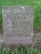 Clara <I>Wilford</I> Buswell