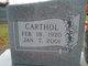 Carthol Phillips
