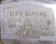 Eliza <I>Patterson</I> Dunham