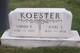 Sophia E <I>Meier</I> Koester