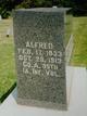 Profile photo:  Alfred Brittain