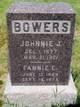 Fannie E. Bowers