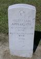 Rev Hezekiah Applegate