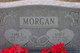 Carl Douglas Morgan, Sr
