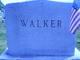 Mary J. <I>Angle</I> Walker