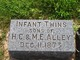 Infant Twins Alley