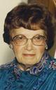 Mary E. <I>Bersig</I> Aggertt