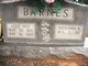 Alice Inez <I>Williams</I> Barnes