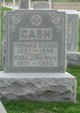 Profile photo:  Cora J <I>Campbell</I> Cash