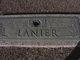 Epsy Gunn <I>Hammack</I> Lanier