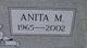 Anita M. Abraham