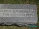Bertha E. <I>Savage</I> Warrington