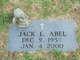 Jack Lynn Abel