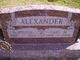 Carl M Alexander