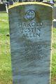 Harold Justin Allen