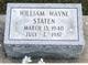 William Wayne Staten