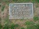 """Marion """"Mamie"""" <I>Sebree</I> Serage"""