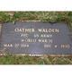 Oather Walden